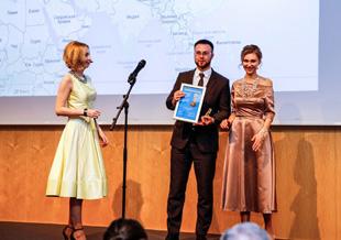 2015年ニュルンベルク市(ドイツ)にて「金の窓の賞」受賞