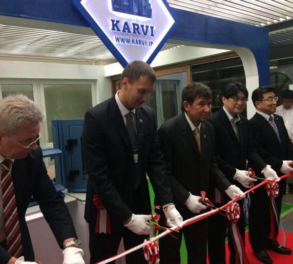 札幌のショールームがついにオープン!オープニングセレモニーも実施
