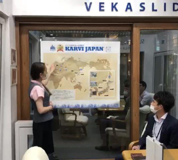 北海道総合政策部国際局からの友好訪問
